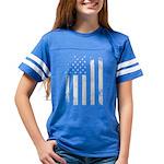 USA Flag Youth Football Shirt
