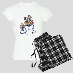 Ragdoll Scarf Pajamas