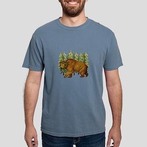 A NEW KING Mens Comfort Colors Shirt