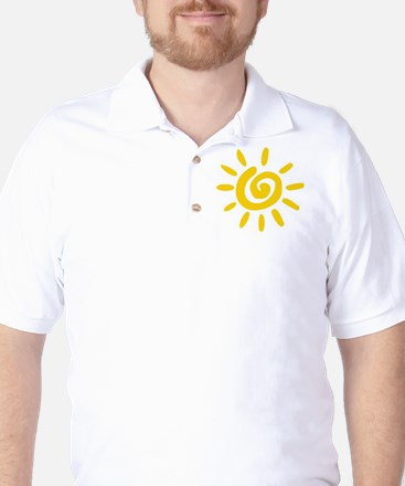Sunshine Golf Shirt