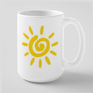 Sunshine Large Mug