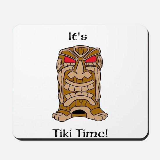 Its Tiki Time! Mousepad