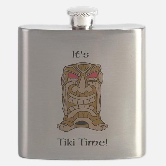 Its Tiki Time! Flask