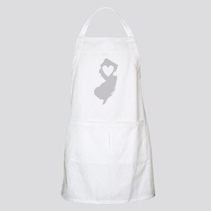 Heart New Jersey Apron