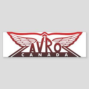 Avro Canada Bumper Sticker
