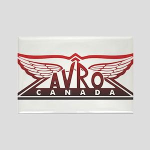 Avro Canada Rectangle Magnet
