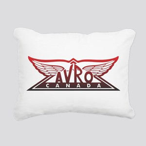 Avro Canada Rectangular Canvas Pillow