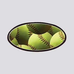 Softball Wallpaper Patches