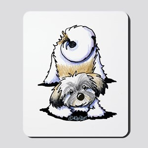 Playful Havanese Mousepad