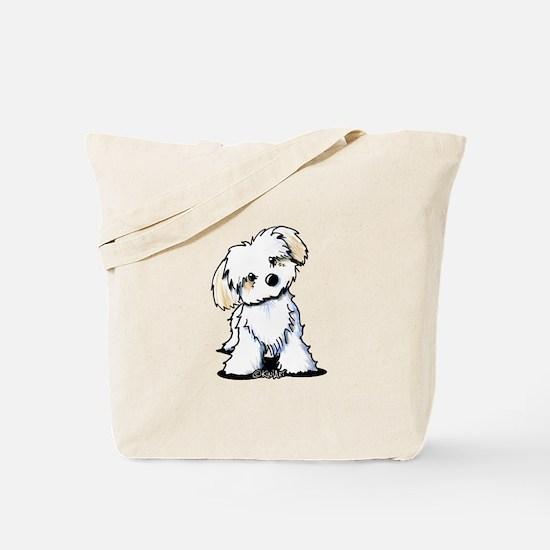 Havanese Sweetie Tote Bag