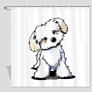 Havanese Sweetie Shower Curtain