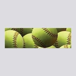Softball Wallpaper Wall Decal