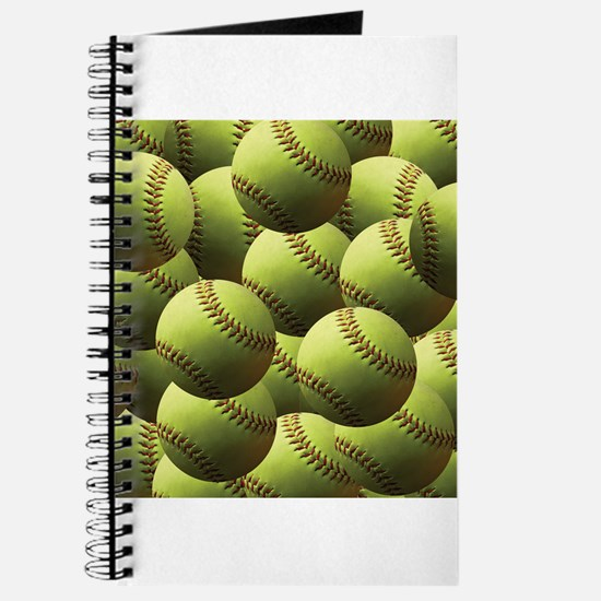Softball Wallpaper Journal
