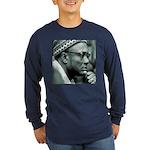 Amilcar Cabral Dark Long Sleeve T-Shirt