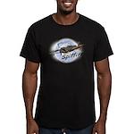 Spitfire Men's Fitted T-Shirt (dark)