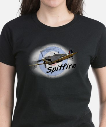 Spitfire Women's Dark T-Shirt