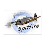 Spitfire Mini Poster Print