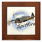 Spitfire Framed Tile