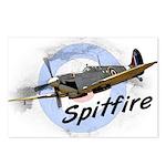 Spitfire Postcards (Package of 8)