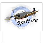 Spitfire Yard Sign