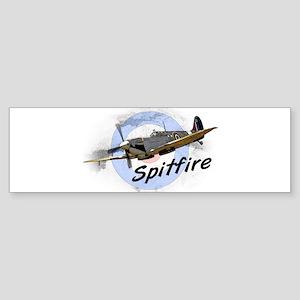Spitfire Sticker (Bumper)