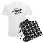 Spitfire Men's Light Pajamas