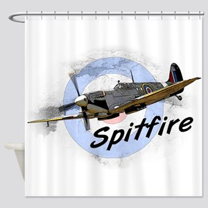 Spitfire Shower Curtain