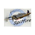 Spitfire Rectangle Magnet (100 pack)