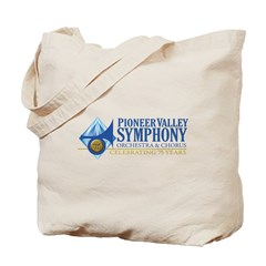 PVS 75th Season Tote Bag