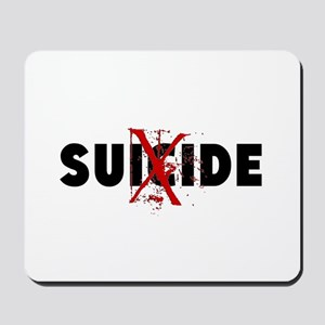 No Suicide Mousepad