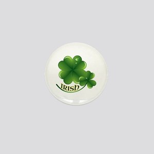 Irish Mini Button