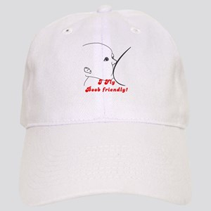 I fly Boob Friendly! Breastfeeding advocacy Cap