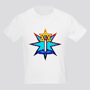 Candle for Peace Kids T-Shirt