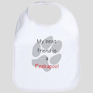 My best friend is a Peekapoo Bib