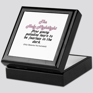 nightlight Keepsake Box