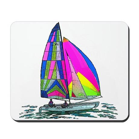 Hobie Cat Design Mousepad