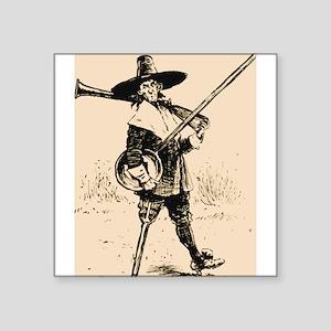 Peg Leg Pilgrim Sticker