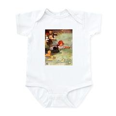 Attwell 3 Infant Bodysuit
