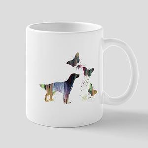 English Setter Art Mugs