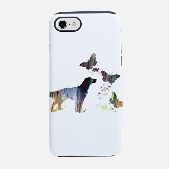 English Setter Art iPhone 7 Tough Case