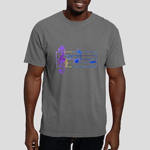 Ferret artwork Mens Comfort Colors Shirt