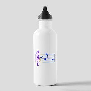 Ferret artwork Stainless Water Bottle 1.0L