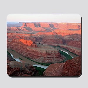 Dead Horse Point State Park, Utah, USA 3 Mousepad