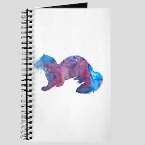 Ferret artwork Journal