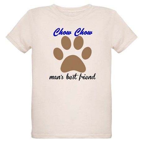 Chow Chow Mans Best Friend T-Shirt