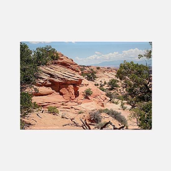 Canyonlands National Park, Utah, USA Rectangle Mag