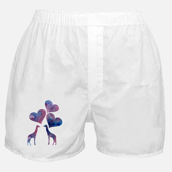 Unique Watercolour Boxer Shorts