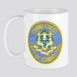 Connecticut Correction Mug