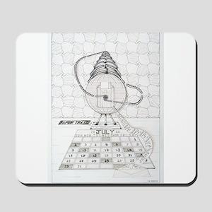 Papertrail Mousepad