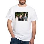 Shane's custom order White T-Shirt